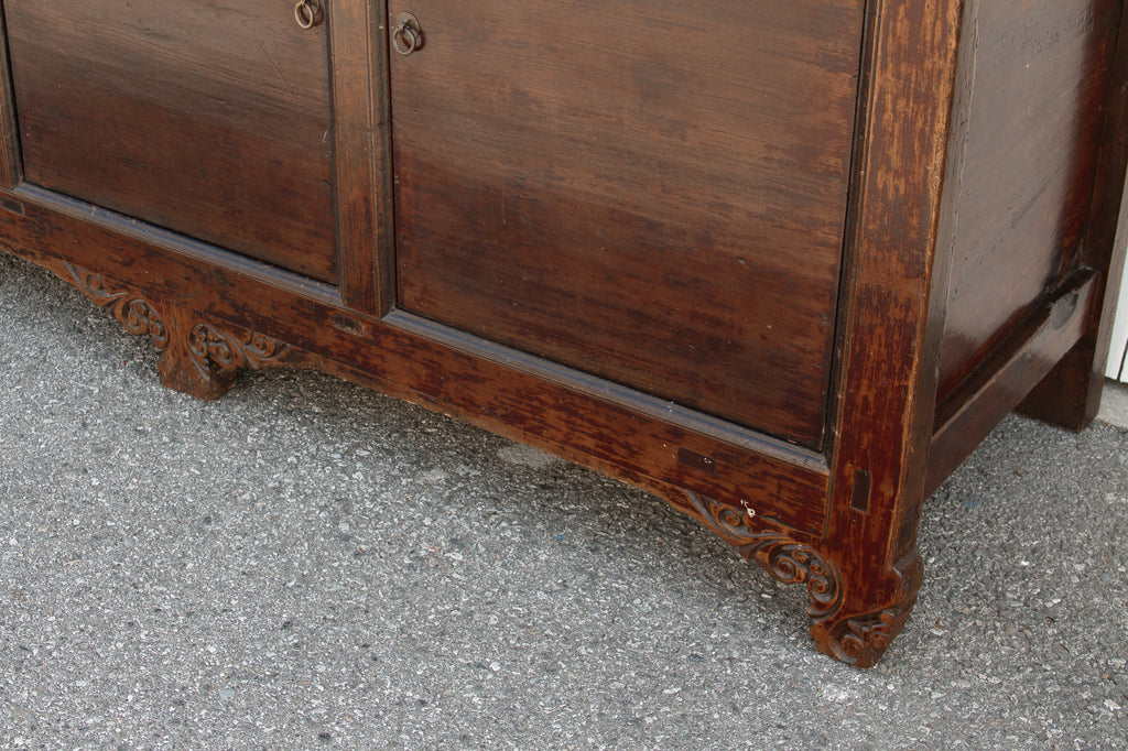 Wooden Octagonal Candle Holder