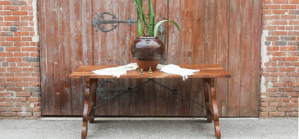 Spanish Tavernera Dining Table