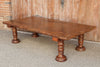 Early 20th Century Thick Top Bed Coffee Table