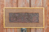Antique Framed Printing Block (Trade)
