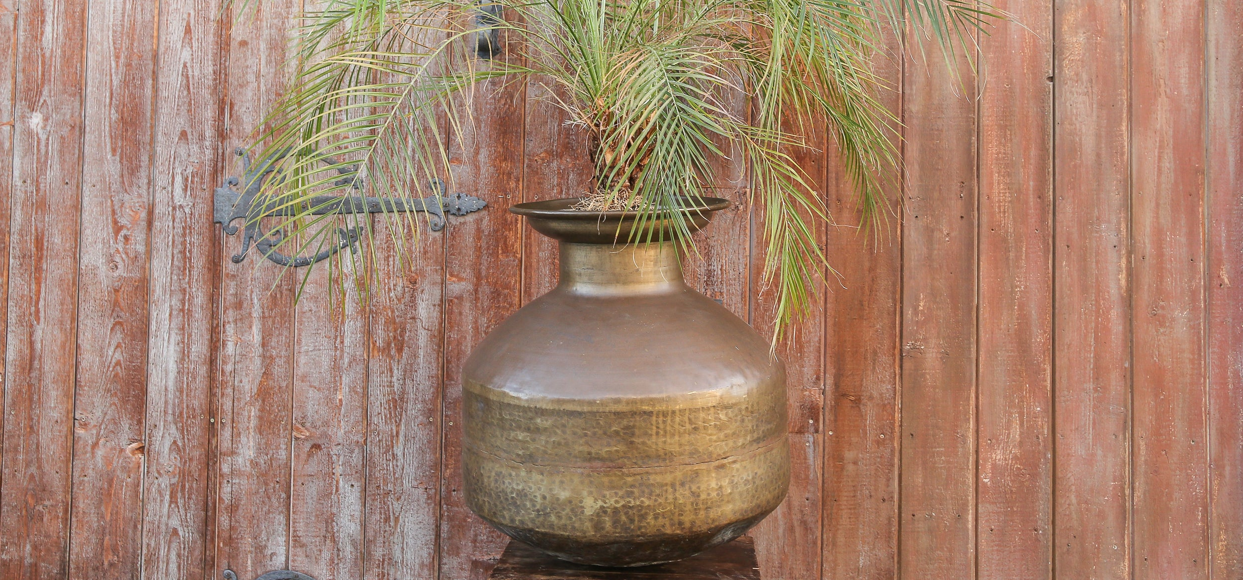 Antique Brass Surahi Water Pot