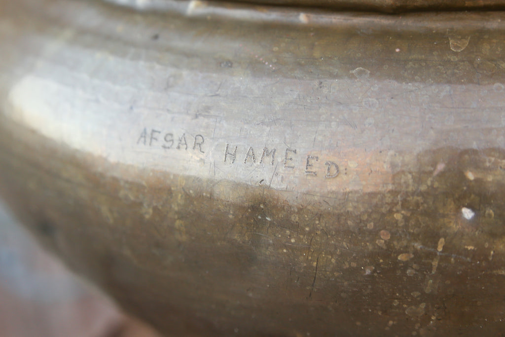 Antique Mathura Rice Container