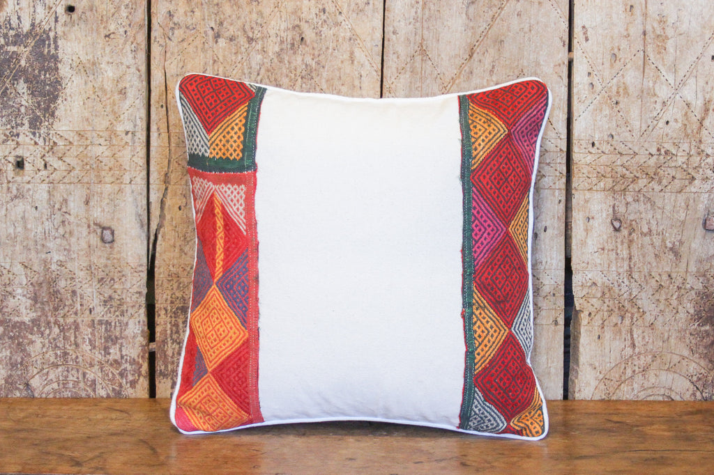Aeris Tribal Lace Pillow