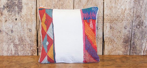 Caelum Tribal Lace Pillow