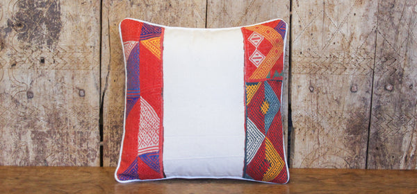 Lacus Tribal Lace Pillow