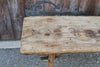 Antique Farmhouse Style Asian Bench