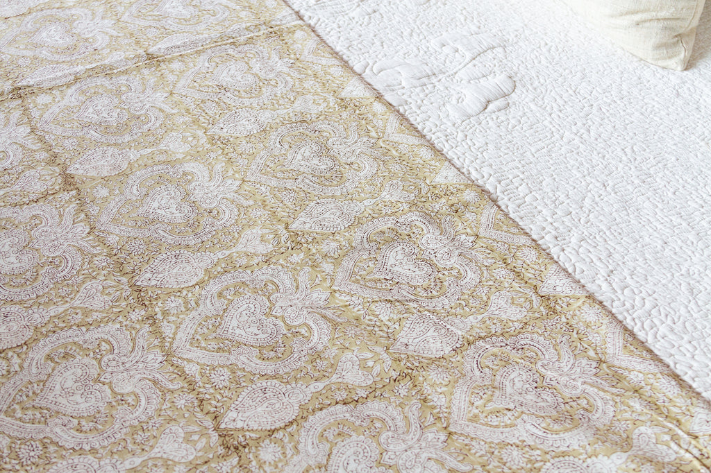 Issa Indigo African Mud Cloth