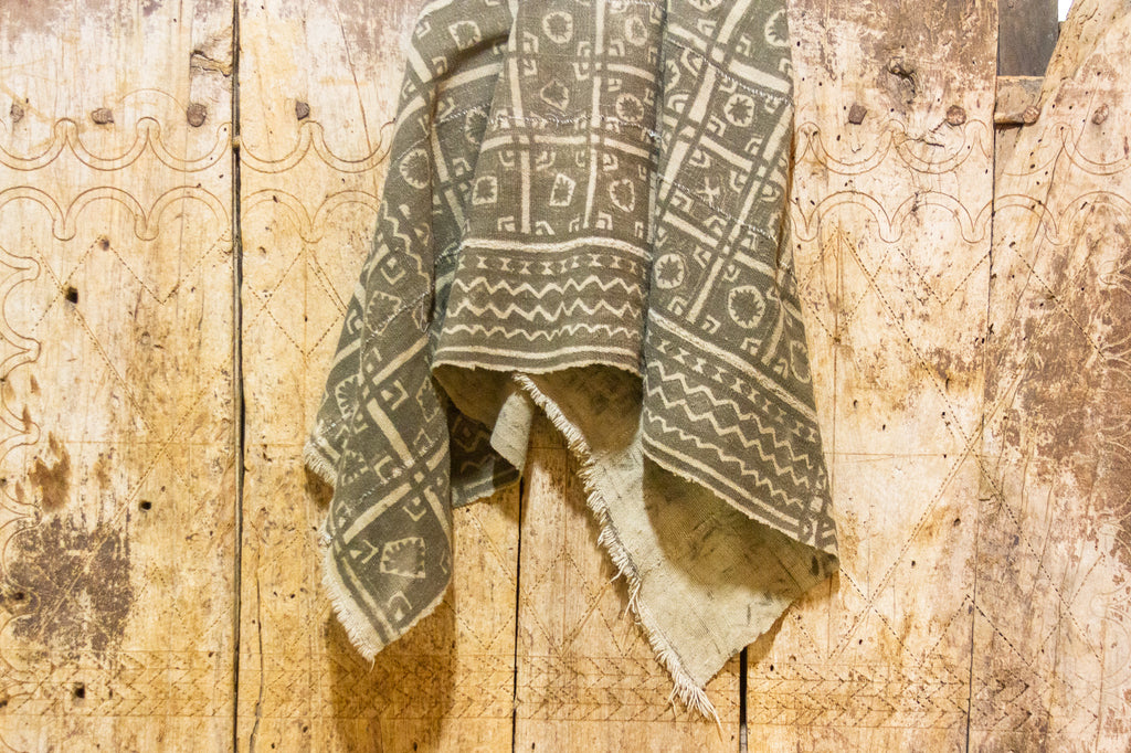 Antique African Mud Cloth