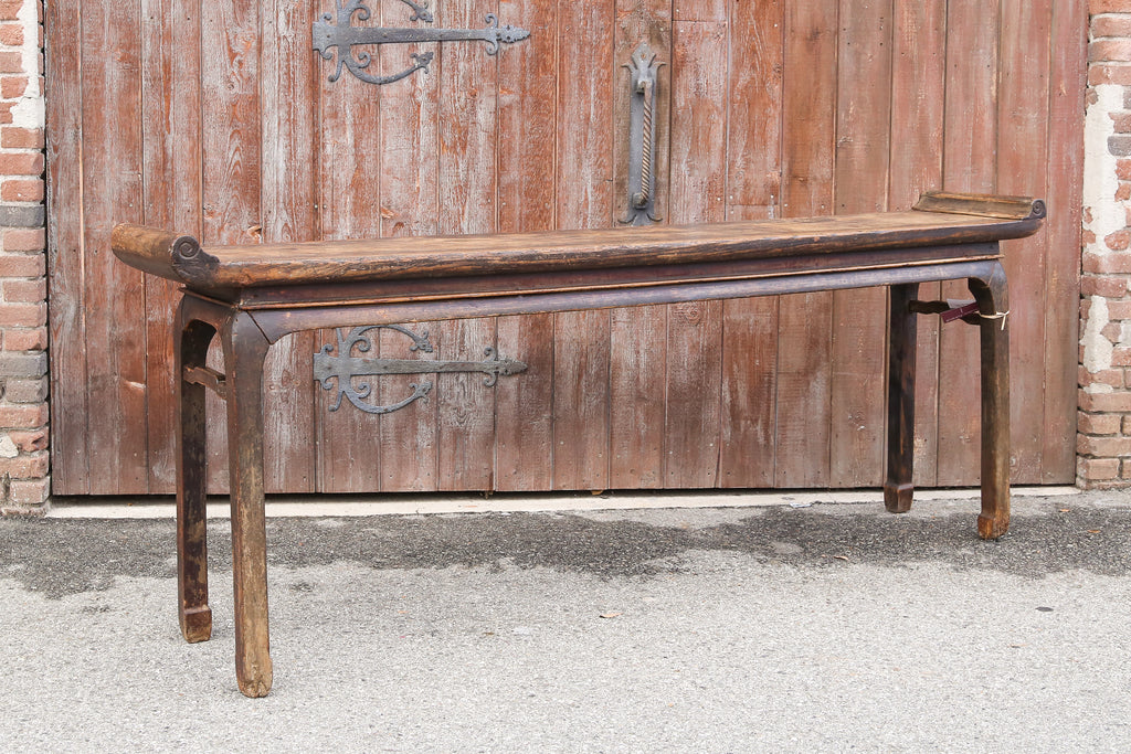 Original 18th Century Chinese Altar Table