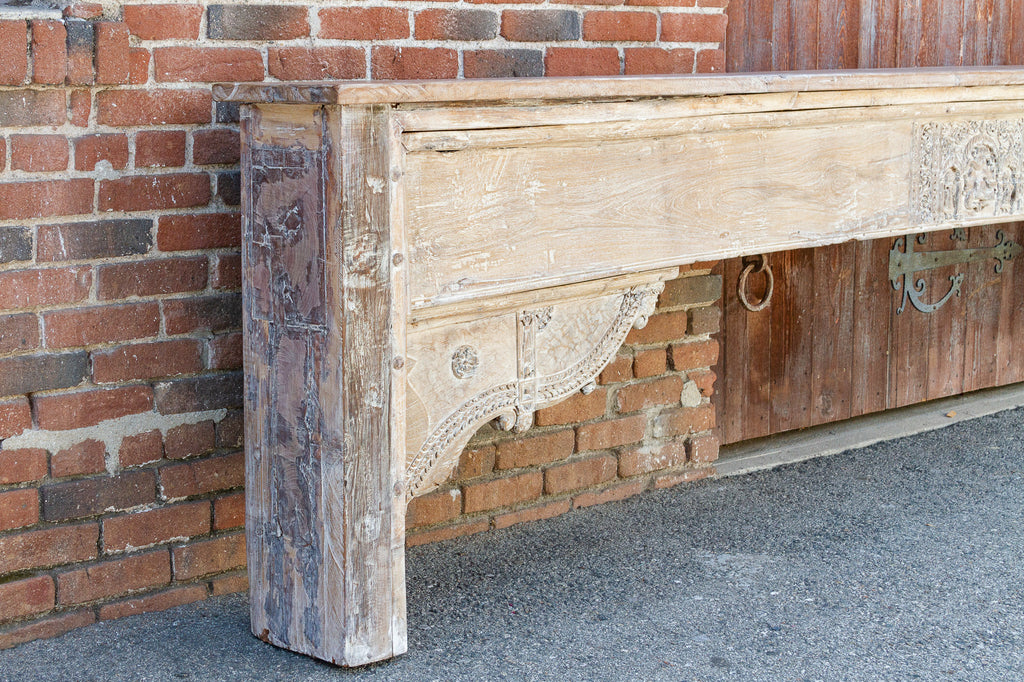 Stunning 19th Century Architectural Console