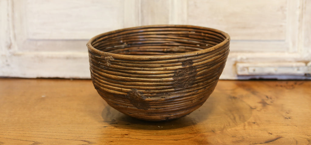 Rattan Antique Basket