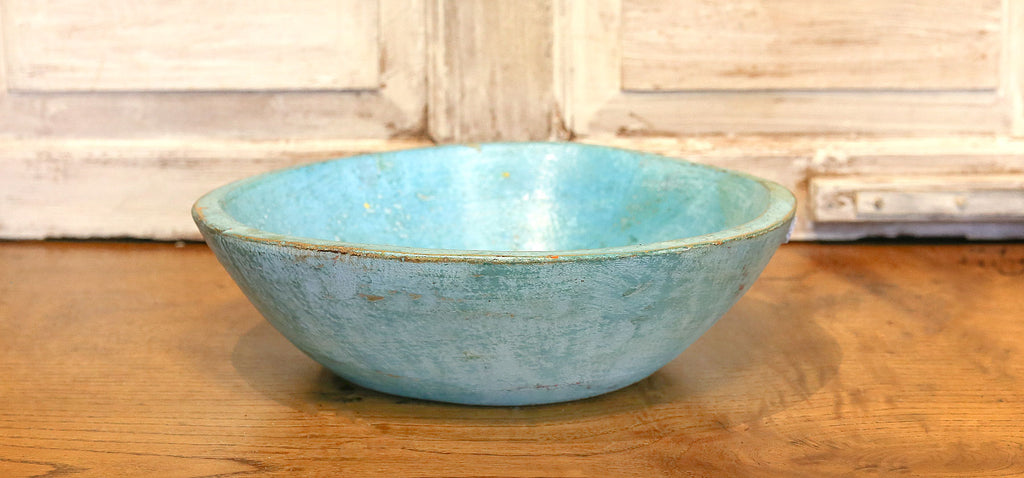 Lustrous Aakaash Wooden Bowl