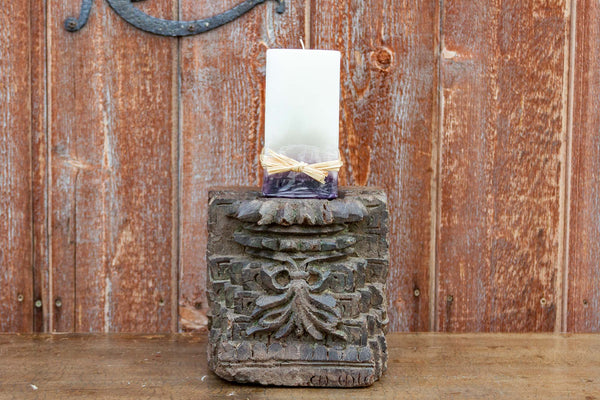 Zamir Indian Architectural Candle Holder