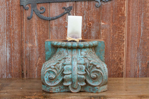 Shamri Indian Architectural Candle Holder