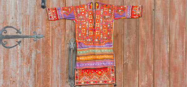 Antique Ancestral Blouse