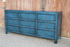 Gorgeous Asian Nine Drawer Chest