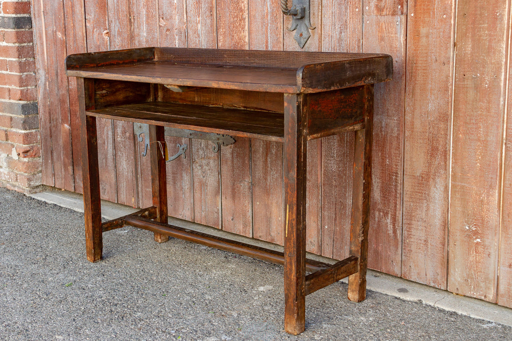 Colonial School Writing Desk
