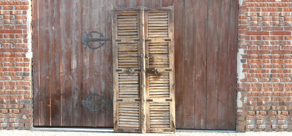Mid 19th Century Hungarian Doors