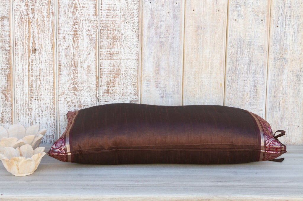 Citlalee Aztec Block Print Pillow