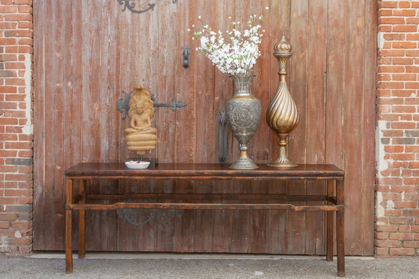 Sophisticated Early 19th Century Altar Console Table