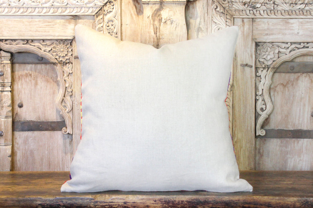 Ada Suzani Square Pillow