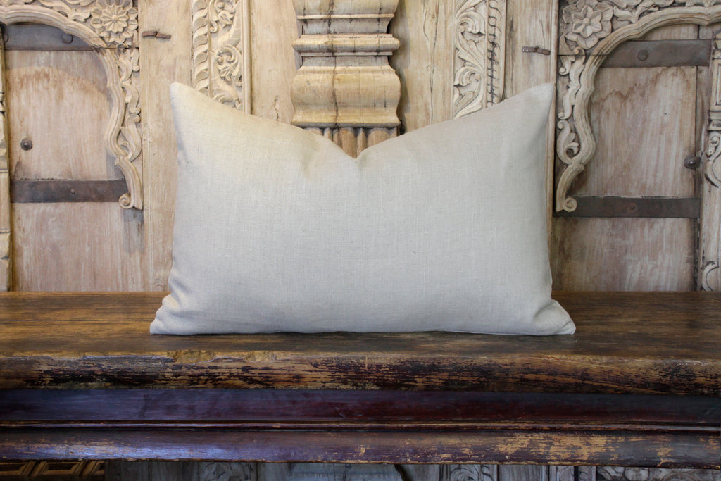 Avhni Antique Suzani Lumbar Pillow