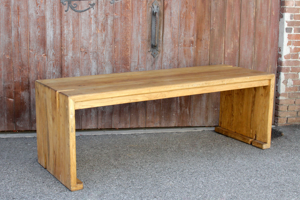 Long Elm Ming Writing Table