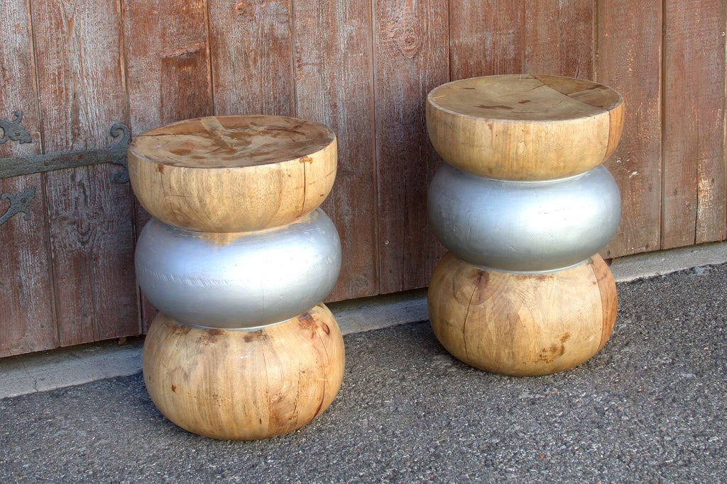 Twisted Stools