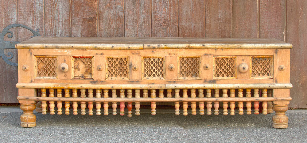 Rajasthani Tribal Coffee Table