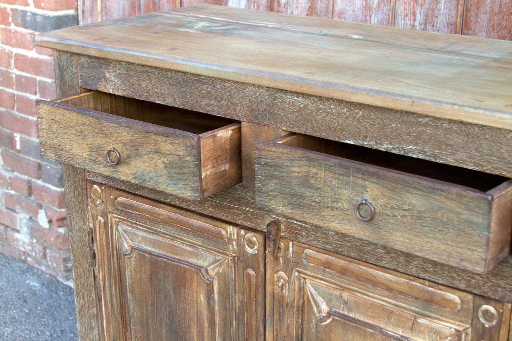 Verde Colonial Farmhouse Sideboard