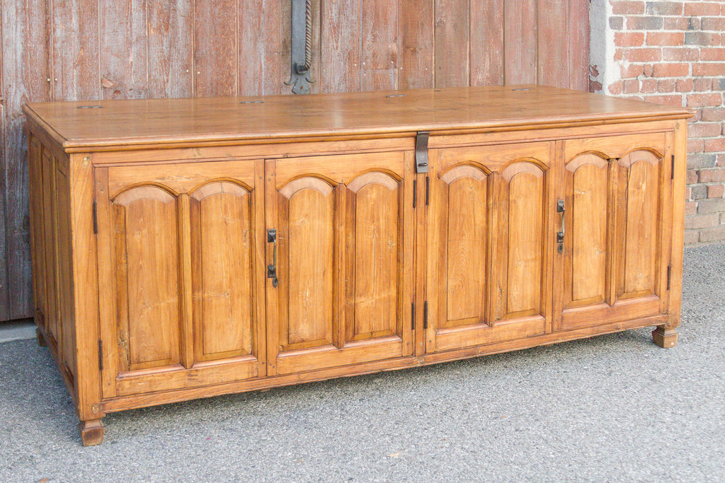 Indo French Colonial Sideboard