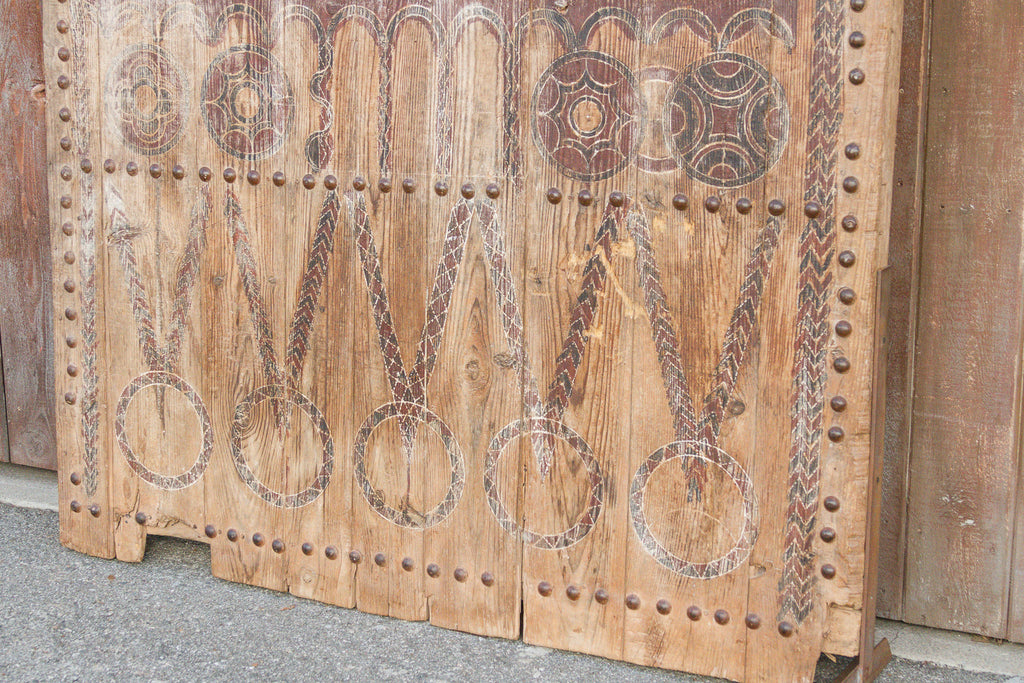 19th Century Tribal Moroccan Door