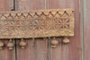Antique Tribal Carved Overdoor
