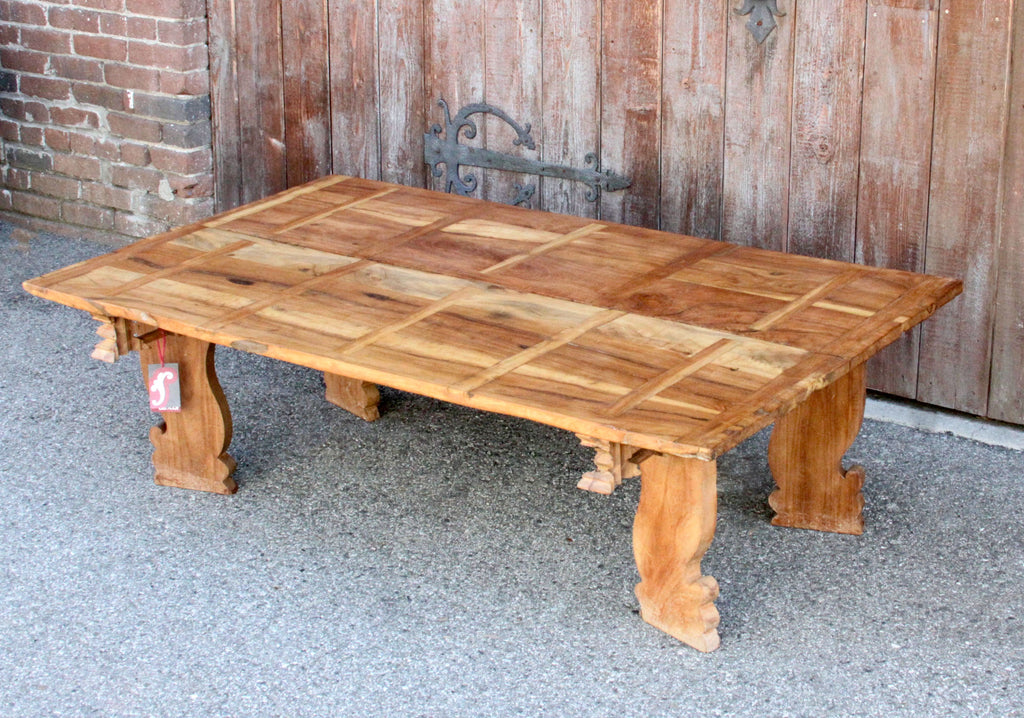 Bali teak table