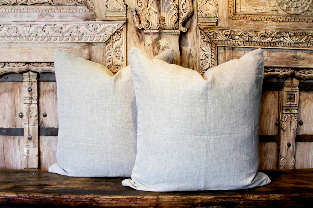 Pair of Shimul Suzani Square Pillow
