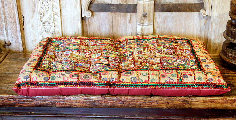Shideh Jaisalmer Floor Cushion