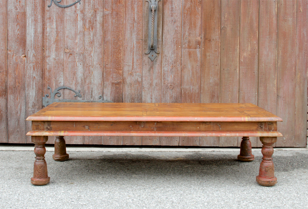 Teak Takhat Coffee Table