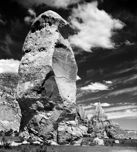 "Chimney Rock at Kodachrome - 11""x12"" Hahnemühle Photo Rag"