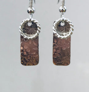 Small Sterling Earrings