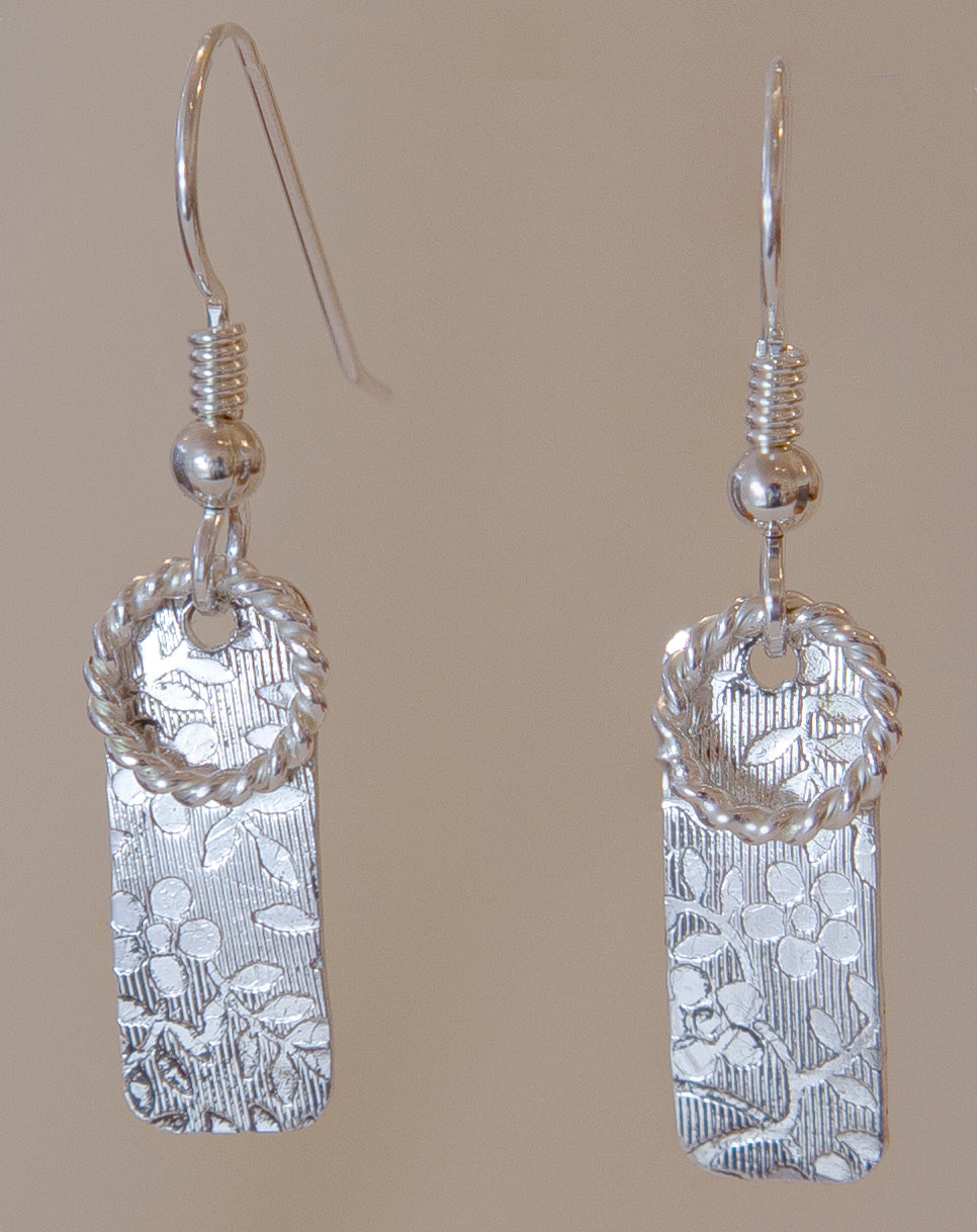 Petite Sterling Earrings