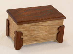 Decorative Box #31 by Jim Harper