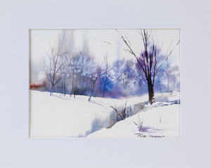 Winter Landscape W-4