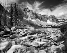 "Load image into Gallery viewer, Lake Marie of the Snowy Range - 16""x20"" Fuji Flex SuperGloss Print"