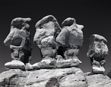"Load image into Gallery viewer, The Four Wise Men in the Devils Garden - 11""x14"" Fuji Flex SuperGloss Print"