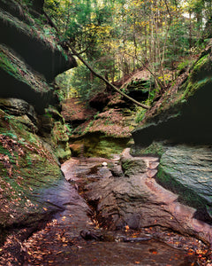 "The Narrows of Rocky Hollow - 16""x20"" Hahnemühle Photo Rag Print"