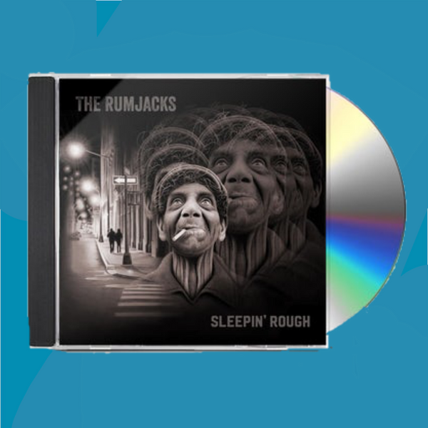 """Sleepin' Rough"" Cd"