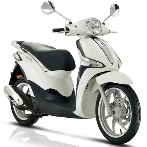 Piaggio Liberty 150 - Moped Scooter Pit Bike Dirt Bike Motorcycle ATV