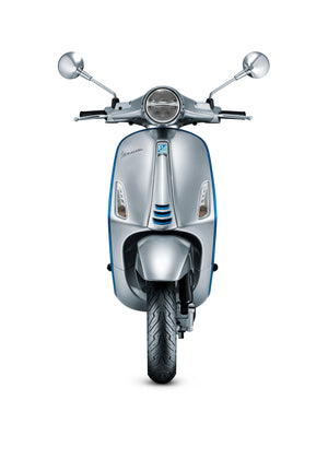 Vespa Elettrica - Moped Scooter Pit Bike Dirt Bike Motorcycle ATV