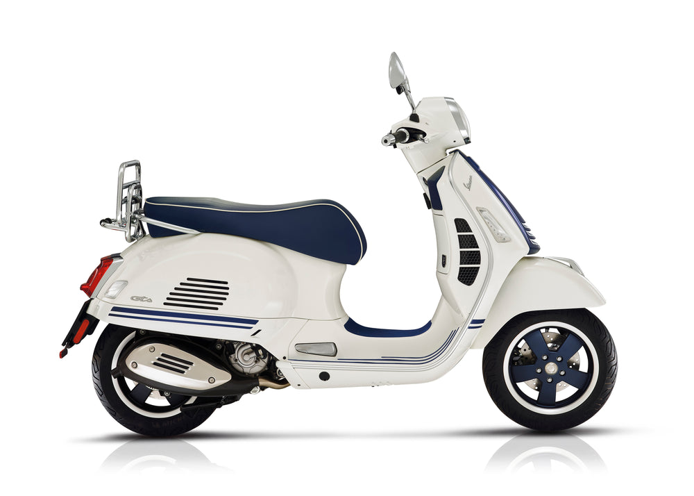Vespa GTS 300 Yacht Club - Moped Scooter Pit Bike Dirt Bike Motorcycle ATV