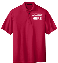 Load image into Gallery viewer, Mariposa Academy Red Polo School Uniform